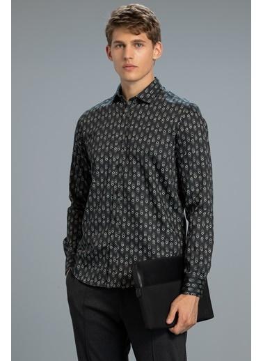 Lufian Gömlek Siyah